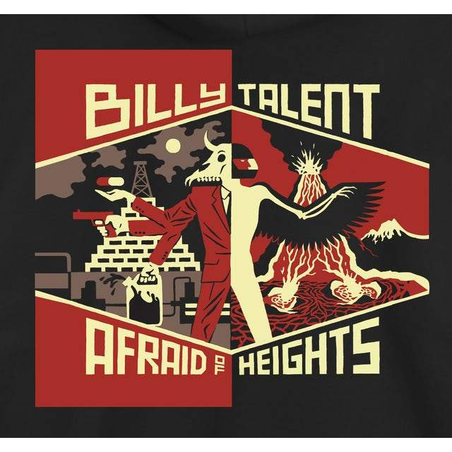 Billy Talent - Afraid Of Heights (New Vinyl)