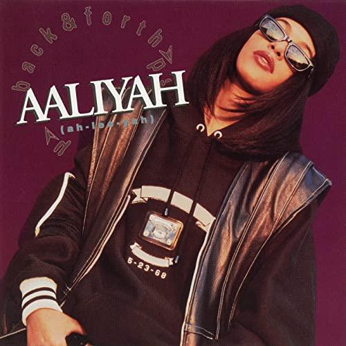 Aaliyah - Back & Forth (12 In.) (New Vinyl)