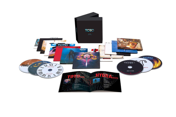 Used CD - Toto - All In 1978 - 2018 (13CD Boxset)
