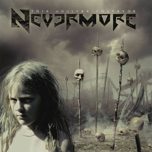 Nevermore - This Godless Endeavor (Ri 2018 (New Vinyl)