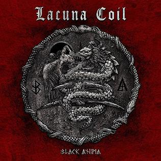 Lacuna Coil - Black Anima (New Vinyl)