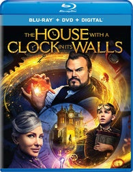 Used Blu-Ray - House With A Clock In Its Wall