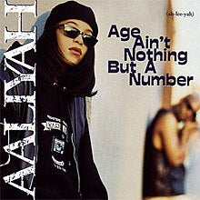 Used CD - Aaliyah - Age Aint Nothing But A Number
