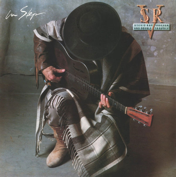 Stevie Ray Vaughan and Double Trouble - In Step (200g) (New Vinyl)