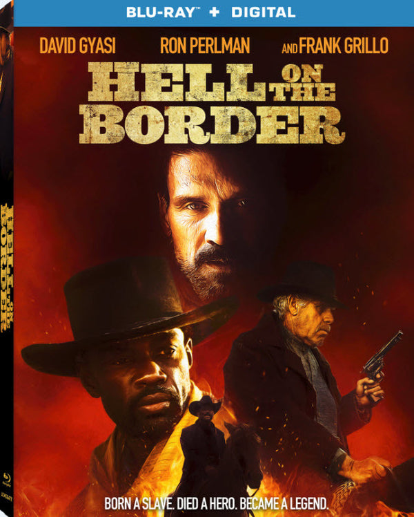 Used Blu Ray - Hell on the Border