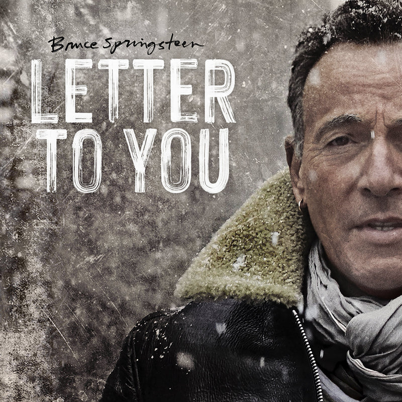 Bruce Springsteen - Letter To You (New Vinyl)