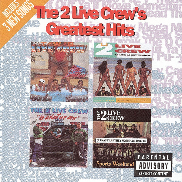 2 Live Crew - Greatest Hits (Vinyl)