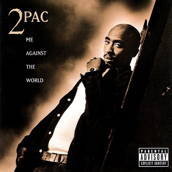 2Pac ‎– Me Against The World (Vinyl)