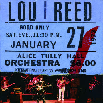 Lou Reed - Lou Reed Live At Alice Tully Hall 1973 (New Vinyl) (BF2020)