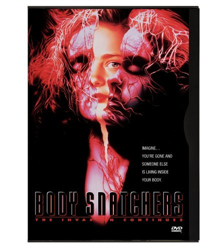Used DVD - Body Snatchers