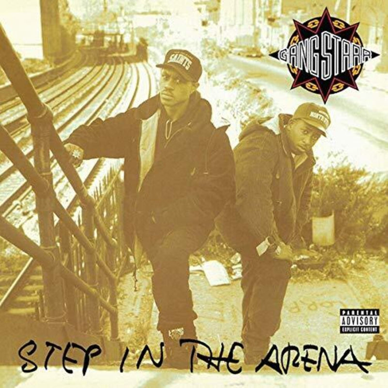 Gang Starr - Step In The Arena (New Vinyl)