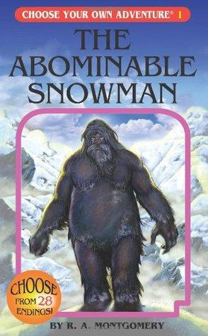 The Abominable Snowman #1 (Book)