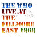 Who - Live At The Fillmore East 1968 (New Vinyl)