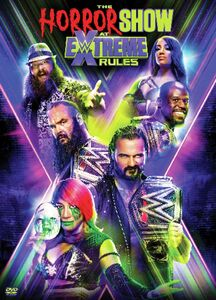 WWE Extreme Rules 2020: The Horror Show (New DVD)