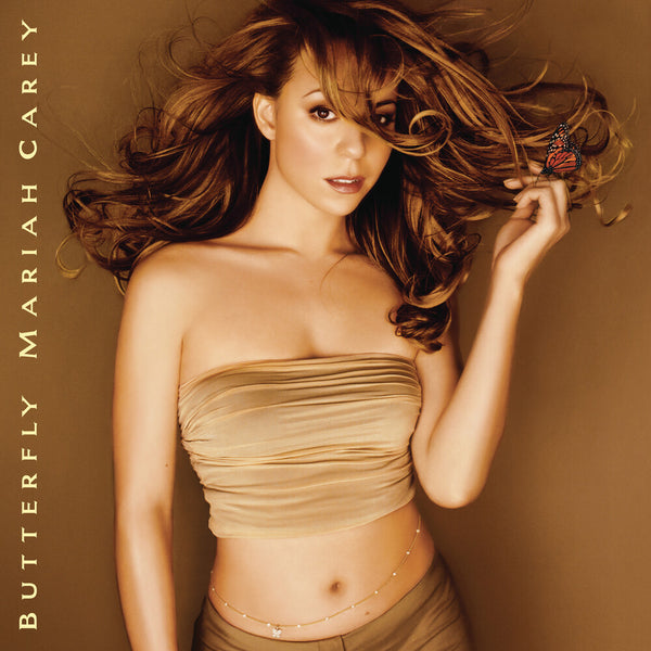 Mariah Carey - Butterfly (New Vinyl)