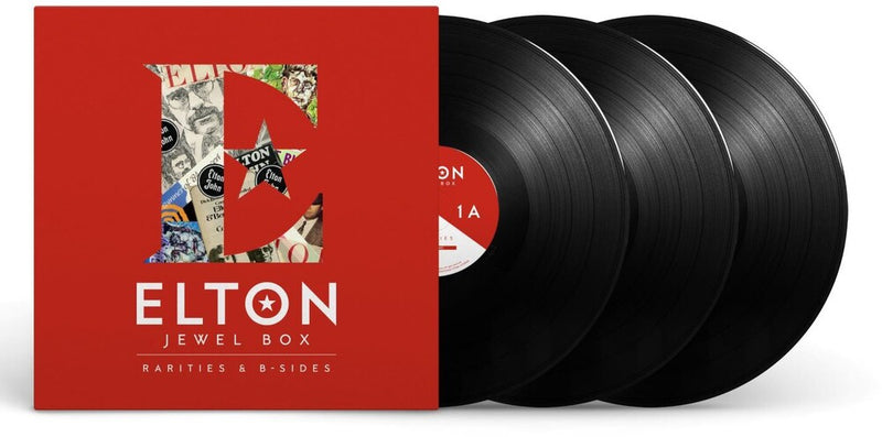 Elton John - Jewel Box (Rarities & B-Sides) (3LP) (New Vinyl)