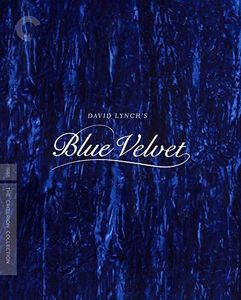 Blue Velvet (Criterion Collection) (New Blu-Ray)