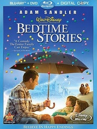 Used Blu Ray - Bedtime Stories