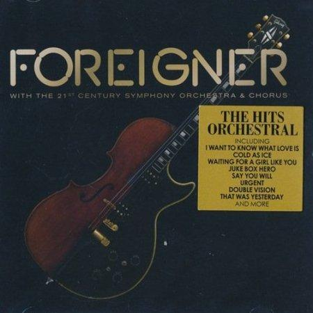 Foreigner - With The 21st Century Symphony (New Vinyl)
