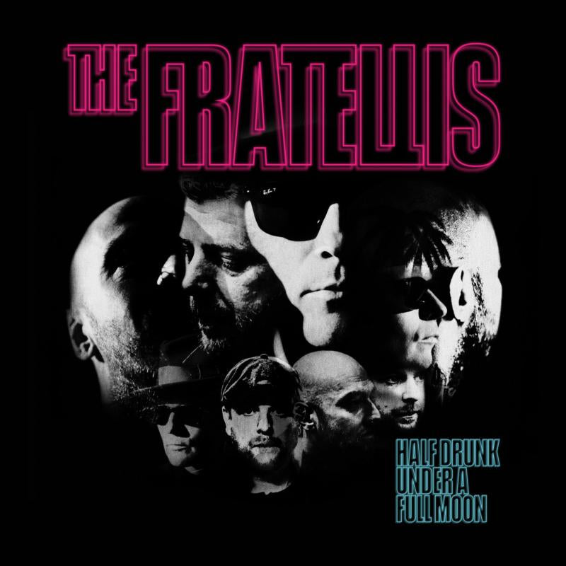 Fratellis - Half Drunk Under A Full Moon (New Vinyl)