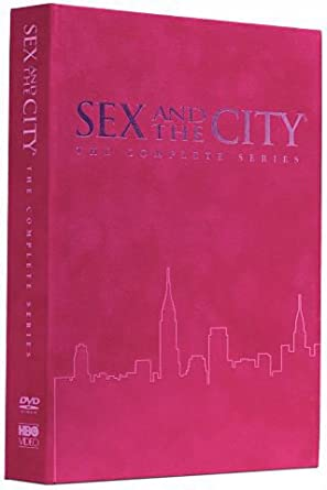 Used DVD - Sex And The City - The Complete Series