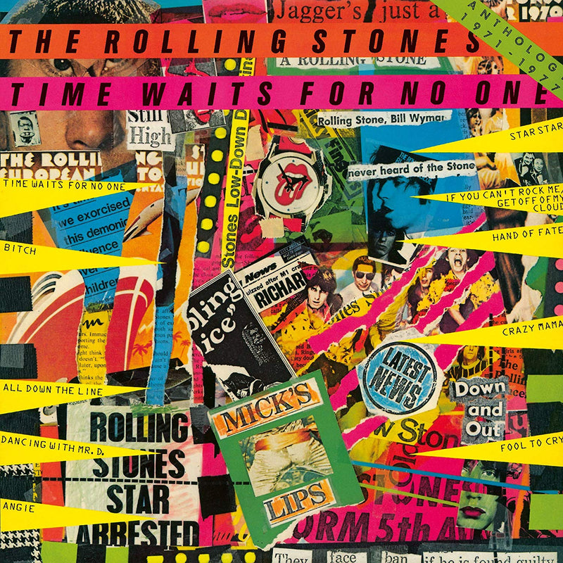 Rolling Stones - Time Waits For No One: Anthology 1971-77 (SHM Japanese) (New CD)