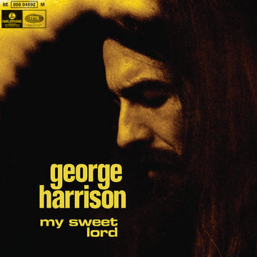 "George Harrison - My Sweet Lord/Isn't It A Pity 7"" (New Vinyl) (BF2020)"