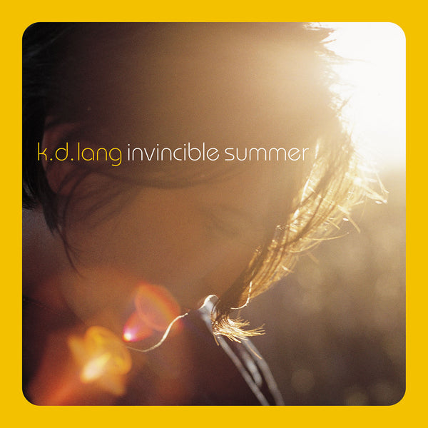 K.D. Lang - Invincible Summer 20th Ann Ed (Flame Color Vinyl) (New Vinyl)