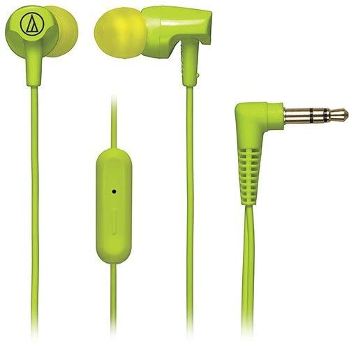 Audio-Technica - Sonic Fuel In-Ear Headphones (Lime Green)