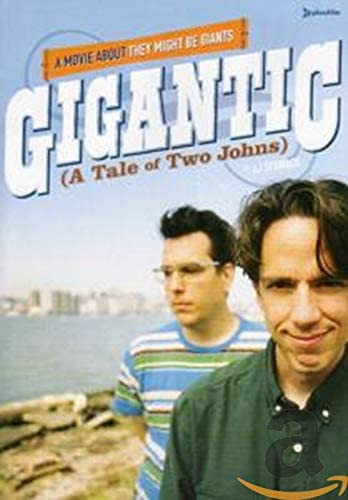Used DVD - They Might Be Giants - Gigantic (A Tale of Two Johns)
