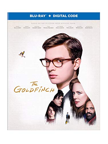 Used Blu-Ray - Goldfinch