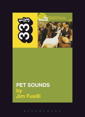 33 1/3 Beach Boys Pet Sounds - Paperback