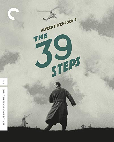 Used Blu-Ray - 39 Steps (1935)