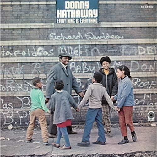 Donny Hathaway - Everything Is Everything (Speakers Corner) (New Vinyl)