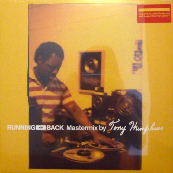 Various - Running Back Mastermix By Tony (New Vinyl)