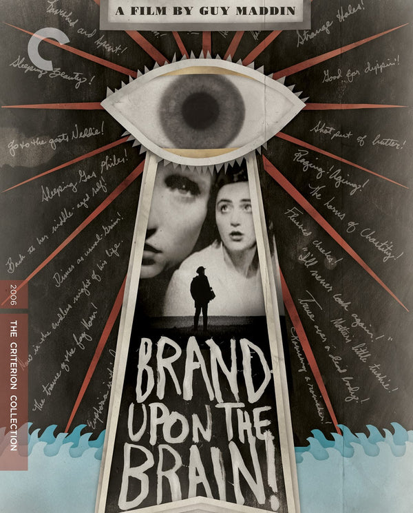 Used DVD - Brand Upon the Brain (Criterion)