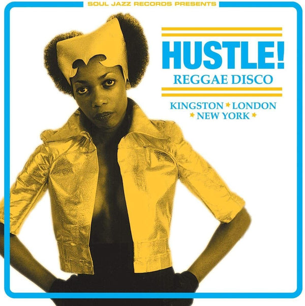 Various - Hustle: Reggae Disco: Kingston (New Vinyl)