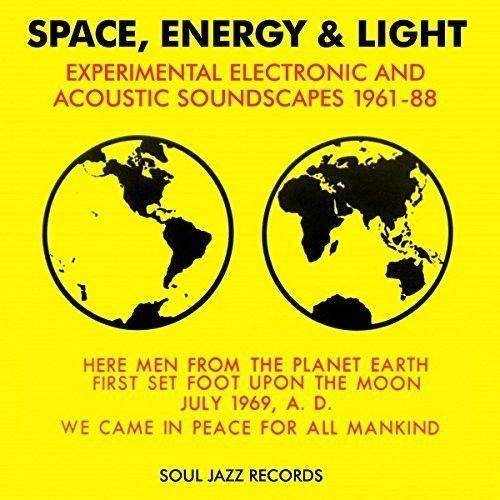 Various - Space Energy & Light Experime (New Vinyl)