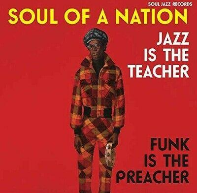 Various - Soul Of A Nation: Jazz Is The (New Vinyl)