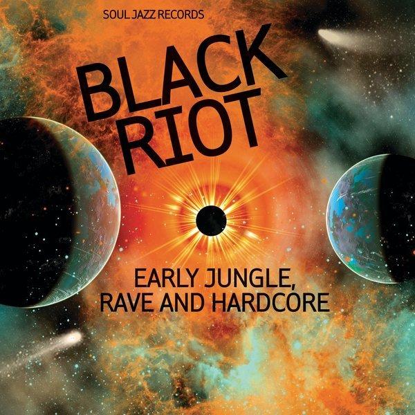 Various Artists - Black Riot: Early Jungle Rave and Hardcore (New Vinyl)