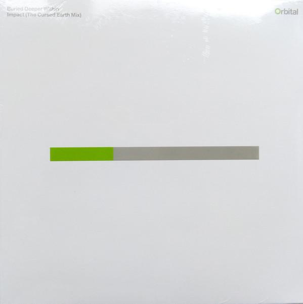 Orbital - Buried Deeper Within (12inch)_ (New Vinyl)