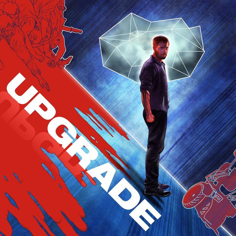 Jed Paler - Upgrade Ost (New Vinyl)