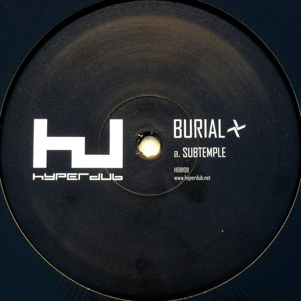 Burial - Subtemple/Beachfires (New Vinyl)