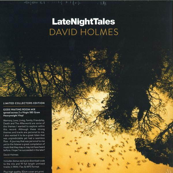 David Holmes - Late Night Tales: David Holmes (New Vinyl)