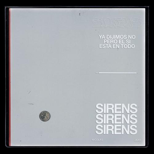 Nicolas Jaar - Sirens (Ltd) (New Vinyl)