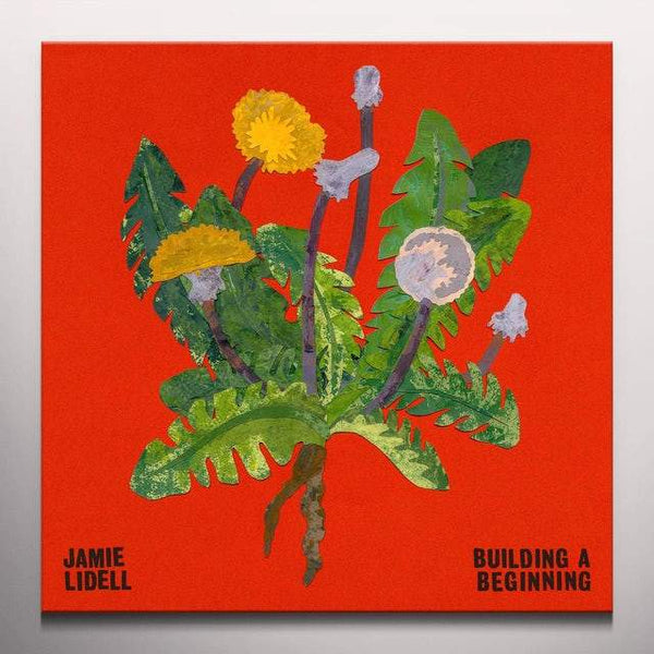 Jamie Lidell - Building A Beginning (New Vinyl)