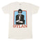 Bob Dylan - Name Outline White Shirt