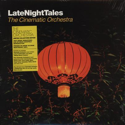 Cinematic Orchestra - Late Night Tales (180g) (New Vinyl)