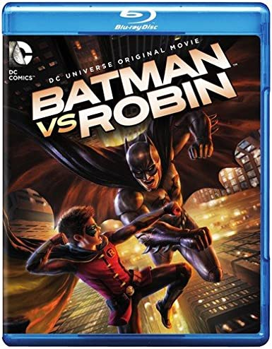 Used Blu-Ray - Batman Vs. Robin (Animated)