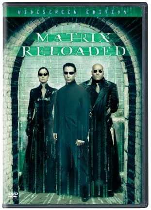 Used DVD - Matrix Reloaded